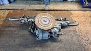 Aufsitzmäher Rasentraktor Getriebe Peerless 940-007 Gutbrod Hinterachse