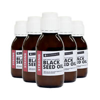 STRONG Black Cumin Seed Oil 100ml ✔ The Black Seed Oil Co. ✔ Same-day despatch