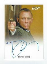 JAMES BOND 007 DANIEL CRAIG AUTO AS JAMES BOND AUTOGRAPH SKYFALL FULL BLEED