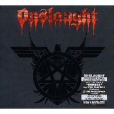 "ONSLAUGHT ""SOUNDS OF VIOLENCE (LIMITED DIGIPACK)""CD NEW!"
