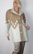 Damen Vintage-Jacken & -Mäntel aus Leder