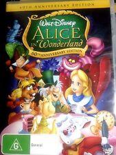 Alice In Wonderland (DVD, 2011)