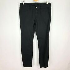 Victoria's Secret London Jeans Women's Size 4 Black Pants NWOT