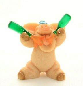 Collectable world-piggin'*Piggin' Christmas Spirit*No.14217-rare