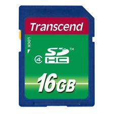Transcend SD High Capacity 16GB Card Class 4