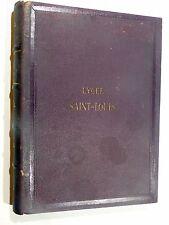 Charles Blanc - LES TROIS VERNET Joseph - Carle - Horace  RELIÉ  Éd. H. Laurens