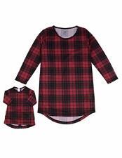 Leveret Matching Doll & Girls Nightgown Kids & Toddler Pajamas Unicorn