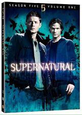 Supernatural - Fifth Season 5 Part 1 Series 5 Part 1.....