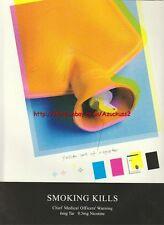 Benson & Hedges Cigarette Water Bottle 1999 Mag Advert #638