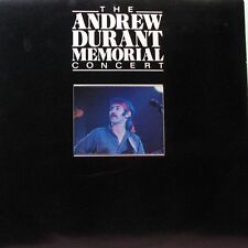 THE ANDREW DURANT MEMORIAL CONCERT LP   SirH70