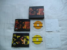 MUSE SUNBURN CD1 & CD2 + SLIPCASE EXCELLENT CONDITION VERY RARE!