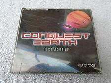 CONQUEST EARTH - First Encounter PC CD-Rom