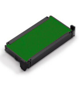 GREEN NEW Replacement Ink Pad for TRODAT Printy 4912 Self Inking Stamps