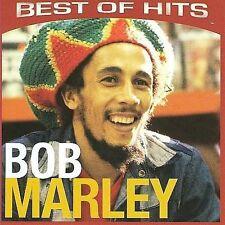 Bob Marley : Best of Hits CD