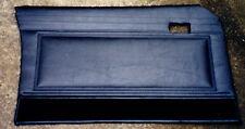 FORD XB 4 DOOR FALCON GT BLACK REPRODUCTION DOOR TRIMS, INTERIORS