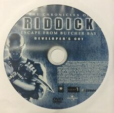 New Chronicles Riddick Escape From Butchers Bay PC DVD Full Game Shooting Um Up