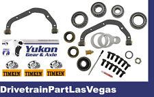 """Timken Ford 9.75"""" Front End Master Bearing Rebuild Overhaul MAX Kit Yukon"""
