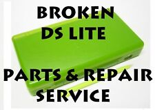 Fix Broken Nintendo DS Lite System Parts and Repair Service!