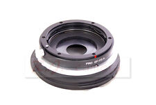 Canon EOS EF EF-S mount lens to Sony PMW-F3 F3 F5 F55 movie camera FZ adapter
