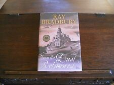 FROM THE DUST RETURNED by Ray Bradbury, SIGNED & DATED 1st/1st print 2001 HCDJ