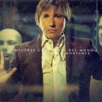 RICARDO MONTANER Las Mejores Canciones Del Mundo (CD 2007) USA First Edition EXC