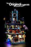 LED Lighting kit fits LEGO ® Ninjago City 70620
