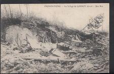 France Postcard - Inondations - Le Village De Lorroy Detruit - Une Rue  P666