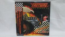 """FASTWAY """"All Fired up!"""" LP  Vinyl Pressing Japan"""