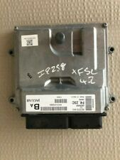 JAGUAR XF ENGINE ECU 8X2314C568BA