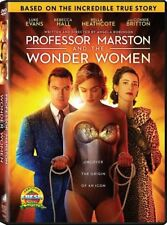 Professor Marston & the Wonder Women (DVD, 2018)