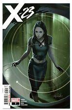 1)X-23 v4 #7(2/19)1:X-ASSASSIN(X-MEN/WOLVERINE/HONEY BADGER)(9.6/9.8)CGC IT/HOT!