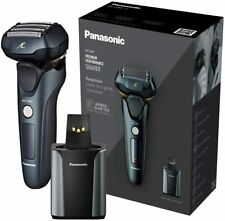 Panasonic ES-LV97 Wet & Dry Electric 5-Blade Shaver Cleaning & Charging Station