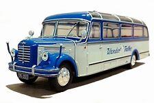 1/43 IXO - AUTOCAR / AUTOBUS /  BORGWARD BO 4000   - 1952