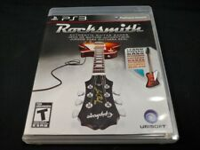Rocksmith (SonyPlaystation 3, 2012) Used Game No Cable