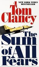 The Sum of All Fears by Tom Clancy (2002, Paperback, Novelization, Movie Tie-In)
