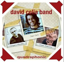 David Celia Band - live and quadraphonic (DVD-Audio, Quadrophonie, Surround 4.0)