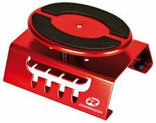 Robitronic Unterstützung Modell Auto Stand Drehbar Rot Für 1:8 Buggy - R15001R