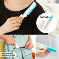 Washable Roller Cleaner Lint Sticky Picker Pet Hair Fluff Remover Brush-Reusable
