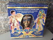 Vintage 90'S Faraone D'oro Golden Pharah Ramses Guerriero Cosplay Dress Misb