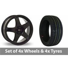 3 Team Dynamics Aluminium Wheels with Tyres