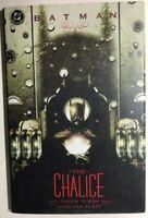 BATMAN The Chalice (1999) DC Comics HC 1st FINE-