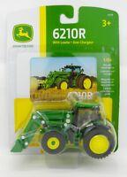 NEW ERTL 1:64 John Deere MODEL 6210R Tractor w/Loader *NIP*