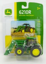 NEW ERTL 1:64 John Deere MODEL 6210R Tractor w/Loader *NIP*