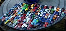 Lot of 109 Mixed Toy Cars & Trucks Diecast Hotwheels Matchbox Malaysia & more
