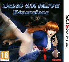 DEAD OR ALIVE DIMENSIONS para Nintendo 3DS 2DS NEW3DS 2DS XL