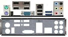 ATX Blende I/O shield MSI K9A2 CF-F P35-NEO2 #483 io NEU OVP backplate bracket