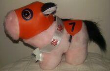 HORSE PIG 7 RACE PLUSH - Peluche Japan Soft Super Mario GiG Ufo Catcher Prize