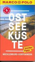 Ostseeküste Mecklenburg-Vorpommern Marco Polo Reiseführer & Extra-Faltkarte 2018
