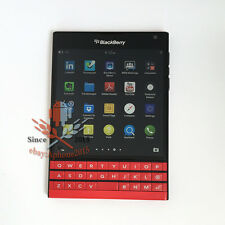 BlackBerry Passport Q30 4G Unlocked Mobile Cell Smart Phone 13MP 32GB Wifi Red