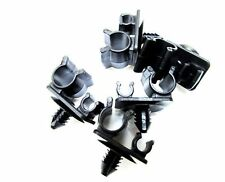 Land Rover Genuine Defender & Classic Brake & Fuel Pipe Clips (set of 5) NTC8242